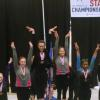 Natalie O. - NY State champion on the beam!